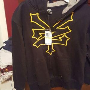 Zoo York Boys zip up hoodie-New